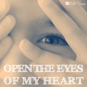 opentheeyesofmyheart